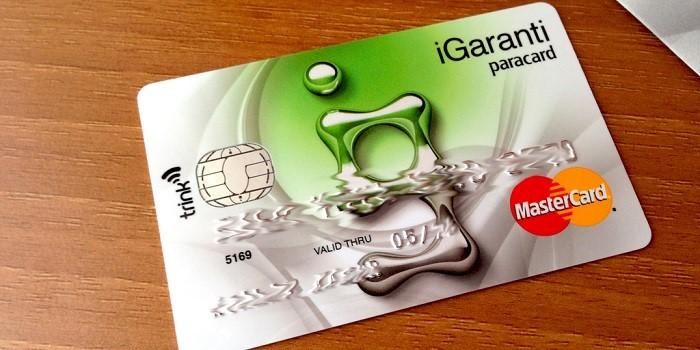 Garanti Bankası; iGaranti Uygulaması