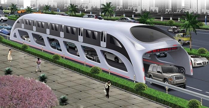 Gelecekten Gelen Otobüsler