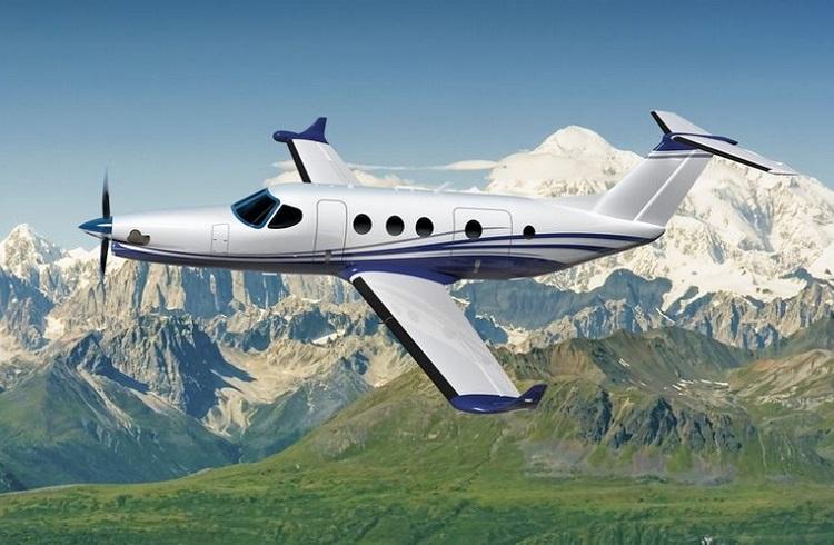 """Havacılık Sektörünün Yeni Harika Uçağı: """"Cessna Denali"""""""