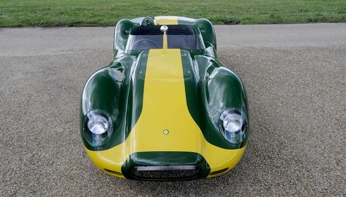 Magnezyum Gövdesi ile Yeni Lister Jaguar Modeli