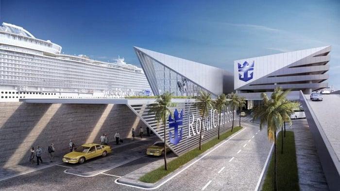 Maviliklerden İlham Alınarak Tasarlanan Eşsiz Bir Terminal