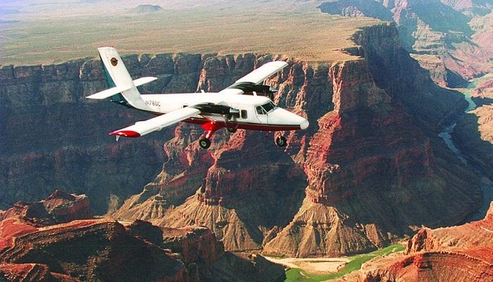 Özel Tur ile Büyük Kanyon'u Ziyaret Etmek