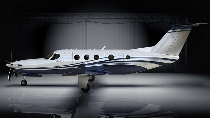 Performansı İle Havacılık Fuarını Sarsan Bir Uçak