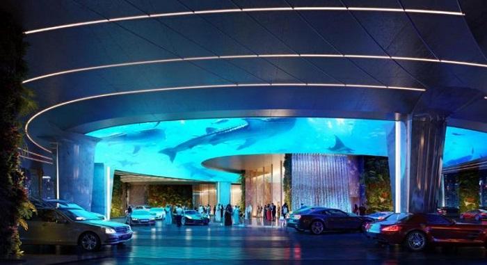 Rosemont Hotel Dubai Projesinin Maliyeti