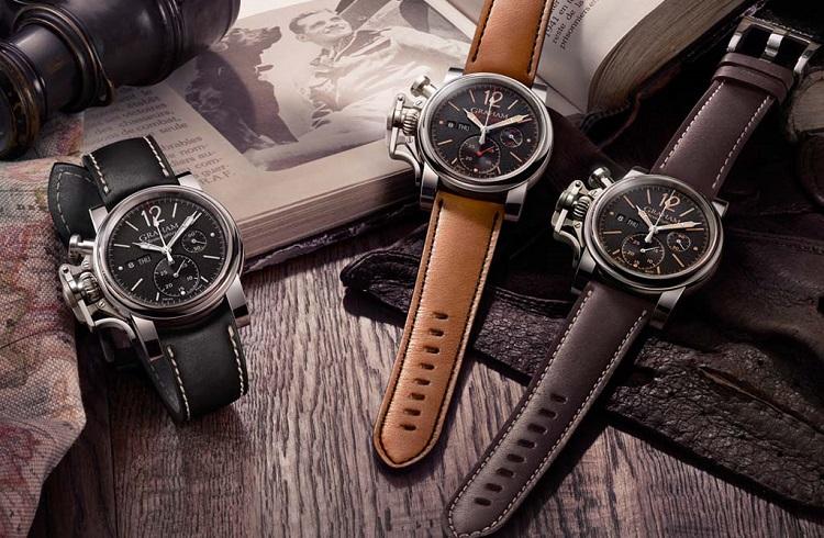 """Sektörün En Köklü Markasından Olağanüstü Bir Saat: """"Graham Chronofighter Vintage"""""""