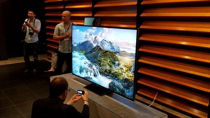 Sony Z9D 4K TV Modelinin Fiyatı