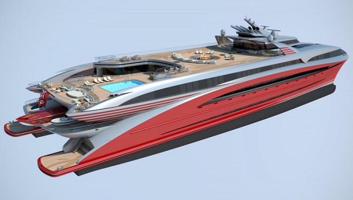 Tamamıyla Eşsiz Bir Deniz Aracı: ModCat Project L3