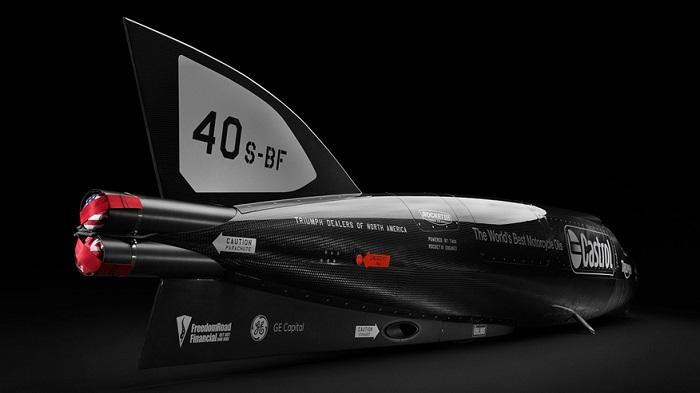 Triumph Rocket Motosikleti ile Fezaya Ulaşmaya Hazır Olun!