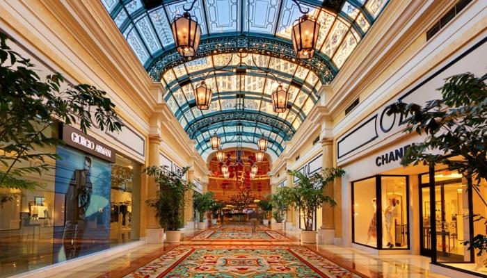 Via Bellagio'da Alışveriş Yapmak