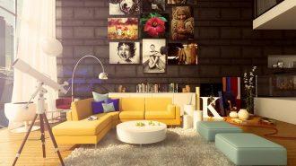 Yaşamınızı Kolaylaştıracak Pratik Ev Dekorasyon Fikirleri
