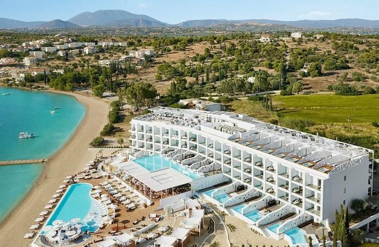 Yunanistan Port Heli Sahilinde Eşsiz Bir Tatil Köyü: Nikki Beach Resort&Spa