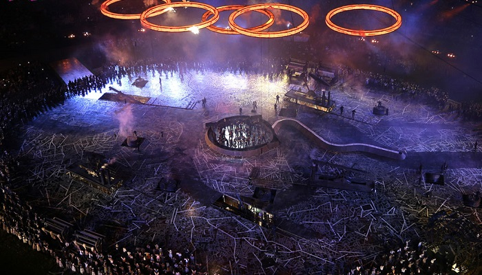 2012 Londra Olimpiyatları - 14,6 Milyar Dolar