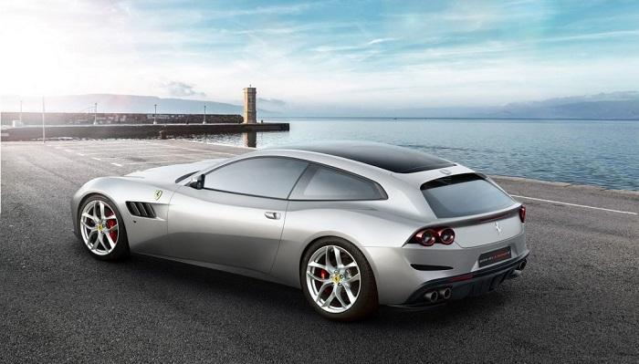 2017 Ferrari GTC4Lusso T Modelinin Tahmini Fiyatı