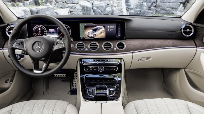 2018 Mercedes E-Class All-Terrain Modelinin Tahmini Değeri