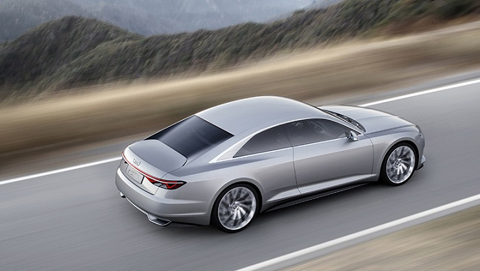 Audi A9 E-tron Güçlü Motorlarıyla Sektörü Elektriklendirecek