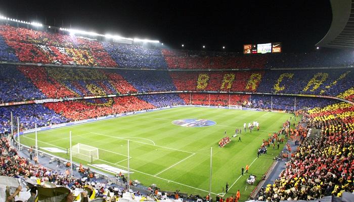 Barça'yı Desteklemeye Gidin