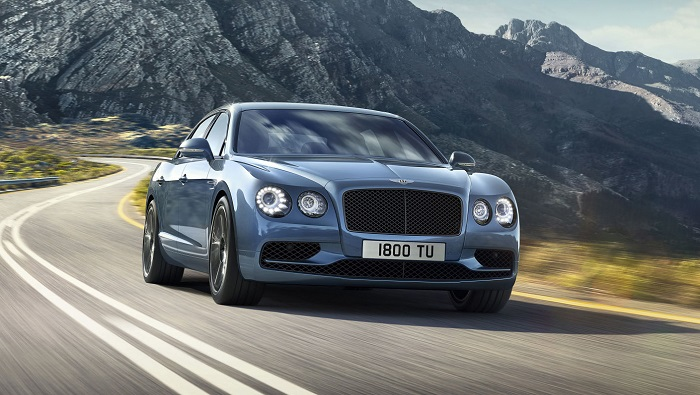 Bentley'nin 322 KM/S Hızı Geçen İlk Dört Kapılı Otomobili