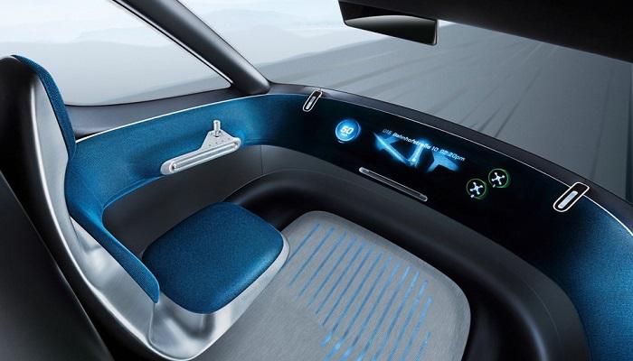 Bilim Kurgu Filmlerinden Fırlamış Tasarımıyla Yeni Vision Van Concept Modeli