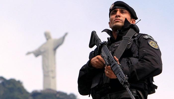 Brezilya'da 10 dakikada bir insan ölmekte ve bunların çoğunluğu polis tarafından gerçekleşmektedir.