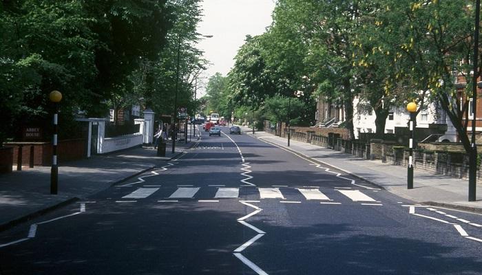 Abbey Road - İngiltere