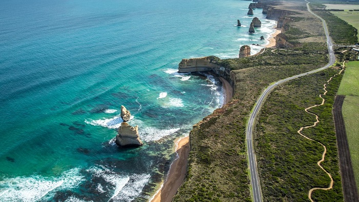 Büyük Okyanus Yolu - Avustralya