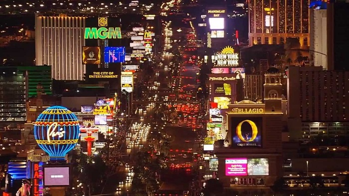 Las Vegas Boulevard South - ABD