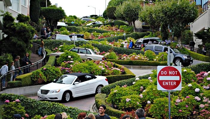 Lombard Street - ABD