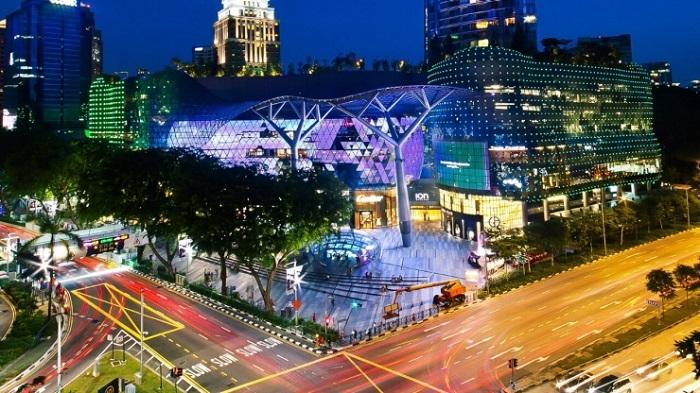 Orchard Road - Singapur