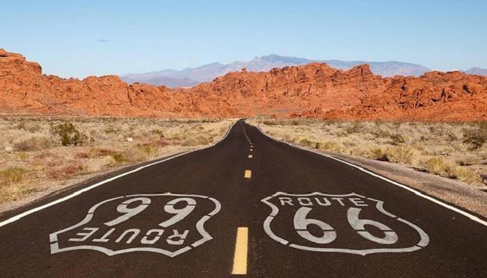 Route 66 - ABD