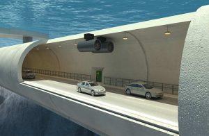 Dünyanın İlk Yüzen Tüneli Norveç'te İnşa Ediliyor!