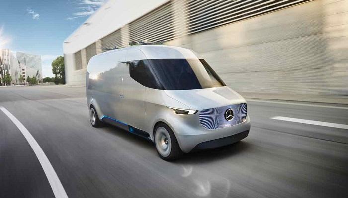 Mercedes-Benz Vision Van Concept Modelinin Performans Özellikleri