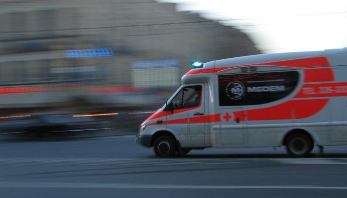 Moskova'da Çok Trafik Olduğu İçin Zenginler Ulaşımlarını Ambulansla Sağlamaktadır