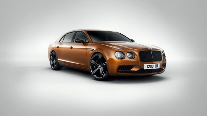 Performans Arttıran Dış Tasarımıyla Yeni Bentley Flying Spur W12 S