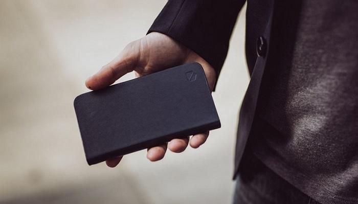 Slient Pocket RFID Wallet