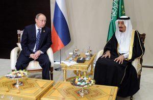 Suudi Arabistan ile Rusya Arasındaki Zirve Petrolü Nasıl Etkiledi?