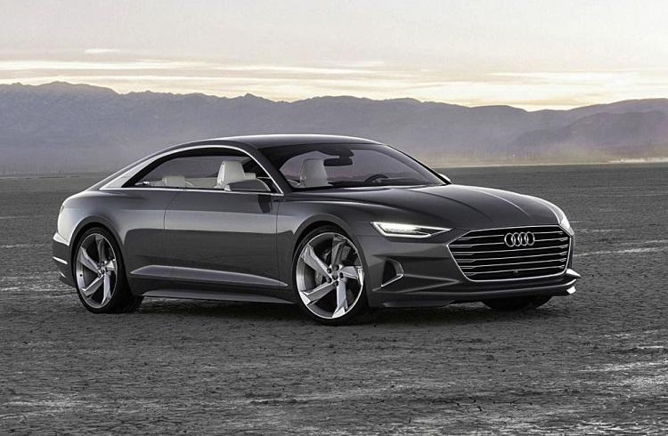 Tamamıyla Elektrikle Çalışan Audi A9 E-tron Modeli Sektörün Şalterini Attıracak!