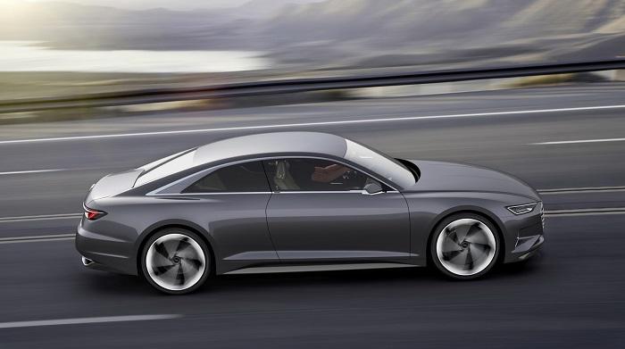 Tamamıyla Elektrikli Lüks Audi Modeli: A9 E-tron