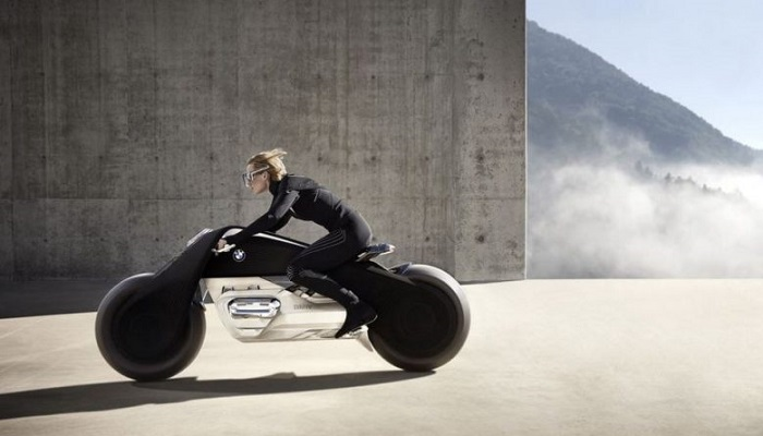 BMW Motorad Vision Next 100 Motosikleti Ne Zaman Satışa Sunulacak?