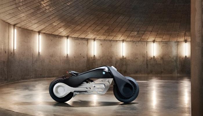 BMW R32 Motosikletlerinden İlham Alınan Tasarımı