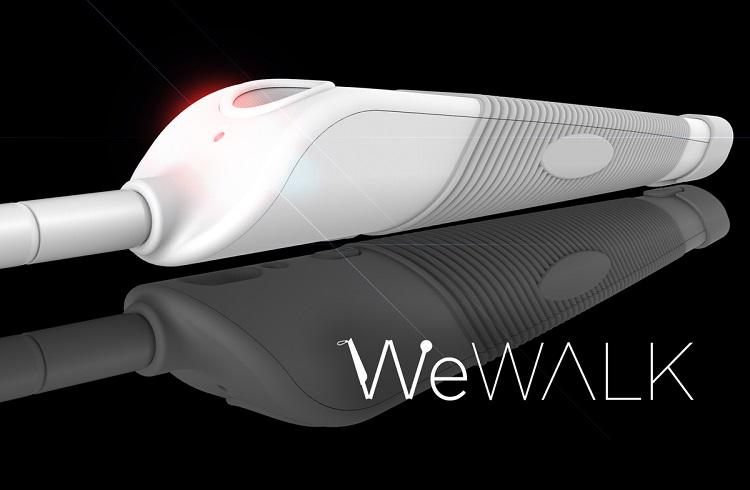 Dünyanın İlk Akıllı Bastonu WeWalk ile Tanışmaya Hazır mısınız?
