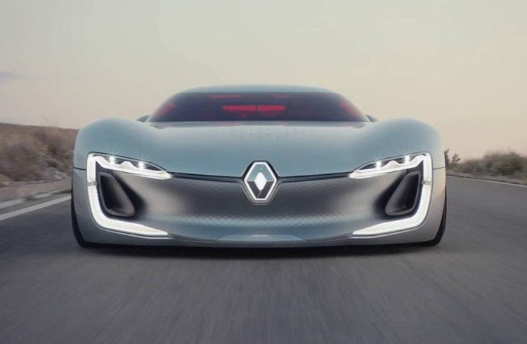 """Elektrikli Araba Teknolojisinin En Yeni Üyesi: """"Renault Trezor"""""""