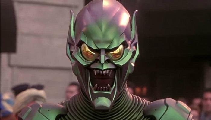 Yeşil Goblin - Spider Man/ Örümcek Adam