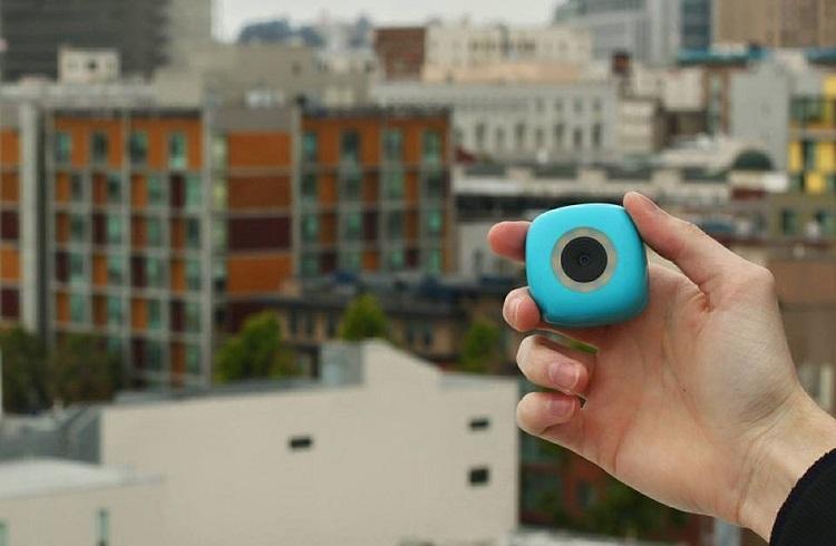 Her Yere Yapışabilen Kibrit Kutusu Boyutundaki Kamera: Podo!