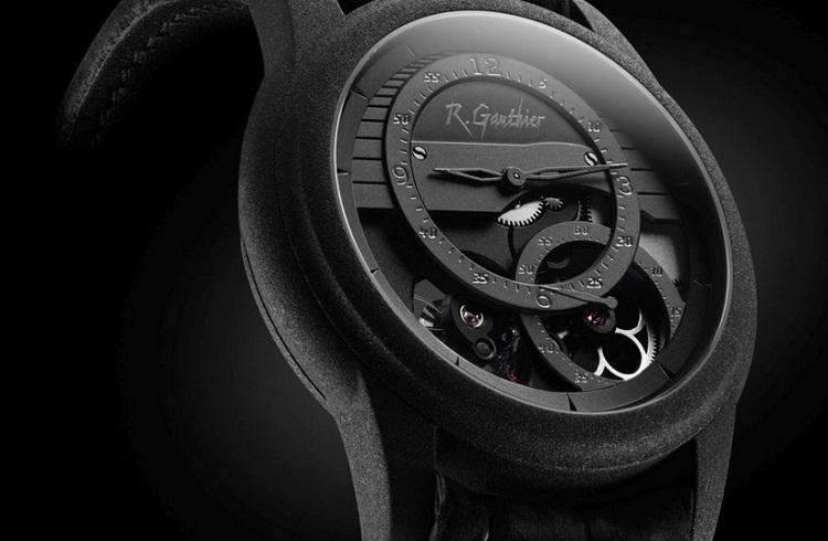 """Romain Gauthier'den Sınırlı Sayıda Bir Saat Harikası: """"Logical One Enraged Limited Edition"""""""