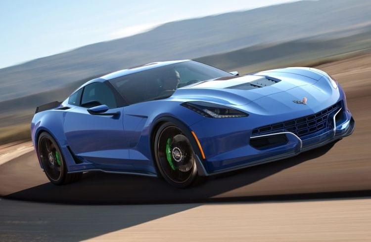 """Şehir İçi Kullanımı Yasal Dünyanın En Hızlı Elektrikli Arabası: """"Corvette C7 Genovation GXE"""""""
