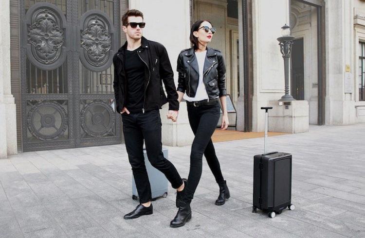 Seyahat Çantanızı Taşıma Derdini COWAROBOT R1 ile Ortadan Kaldırabilirsiniz!