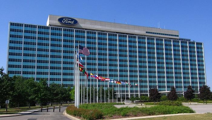 Otomotiv: Ford