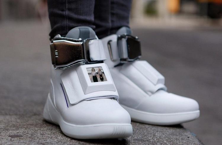 Virgin America Tarafından Üretilen Dünyanın İlk Akıllı Spor Ayakkabıları Ayaklarınızı Yerden Kesecek!