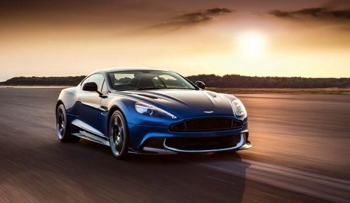 2017 Aston Martin Vanquish S ile Hızı Yeniden Keşfedin!