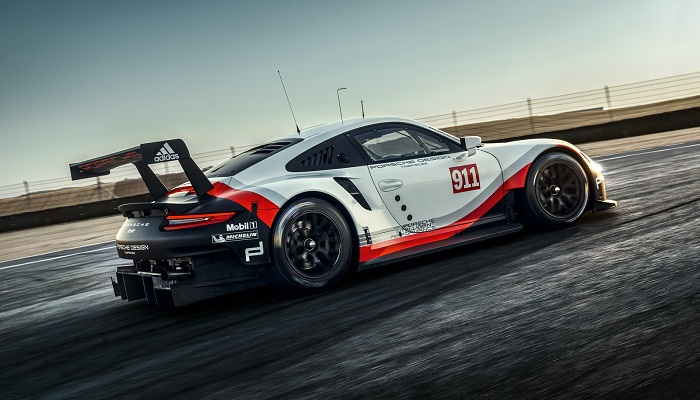 510 Beygirli Dudak Uçuklatan Bir Porsche Modeli